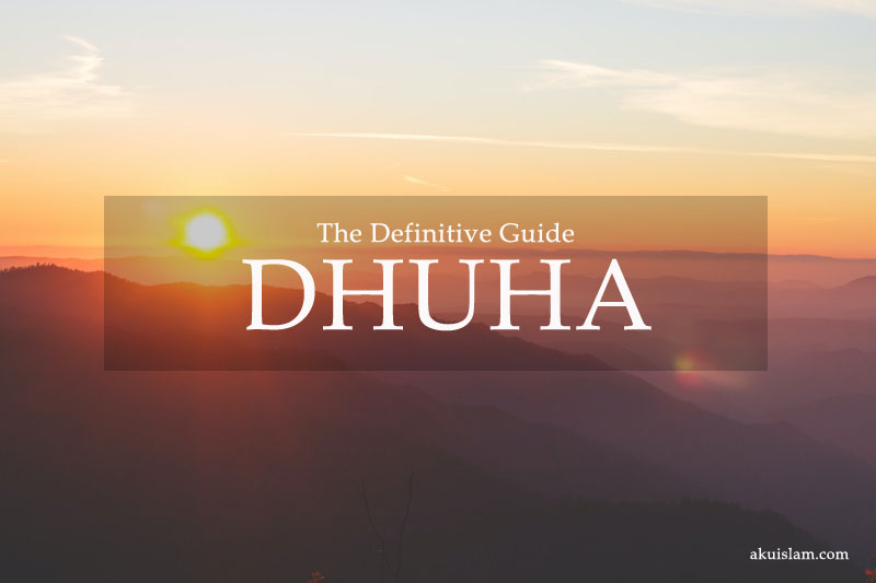 DHUHA PRAYER & DUA